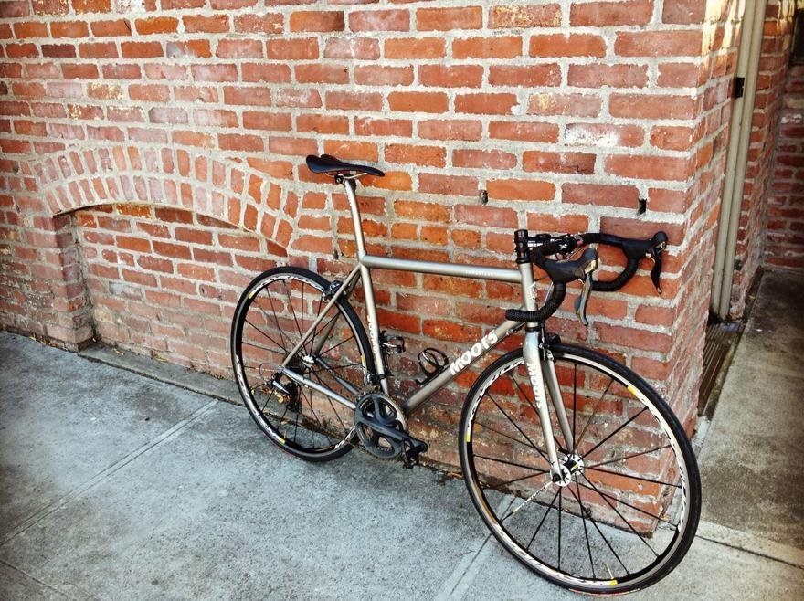 The titanium ride