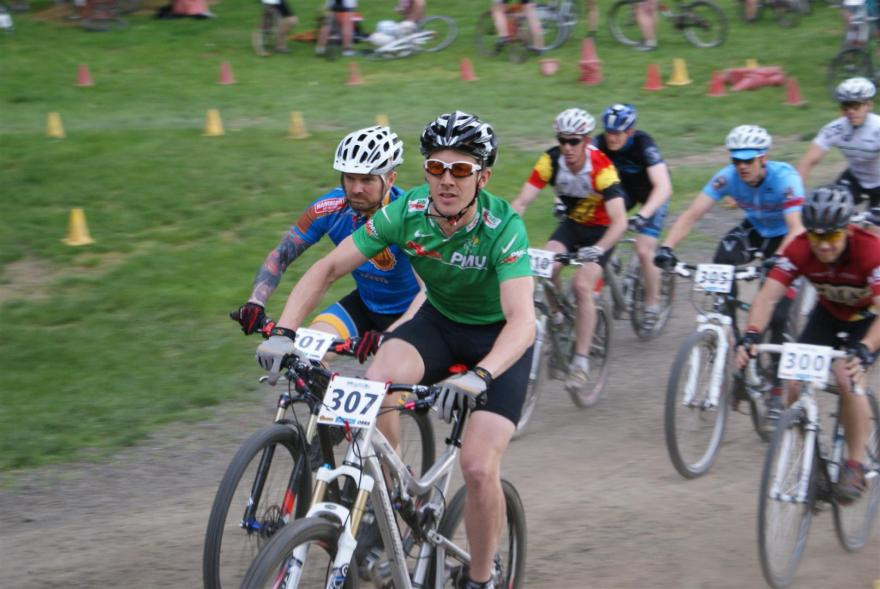 XC Mountain bike races again!