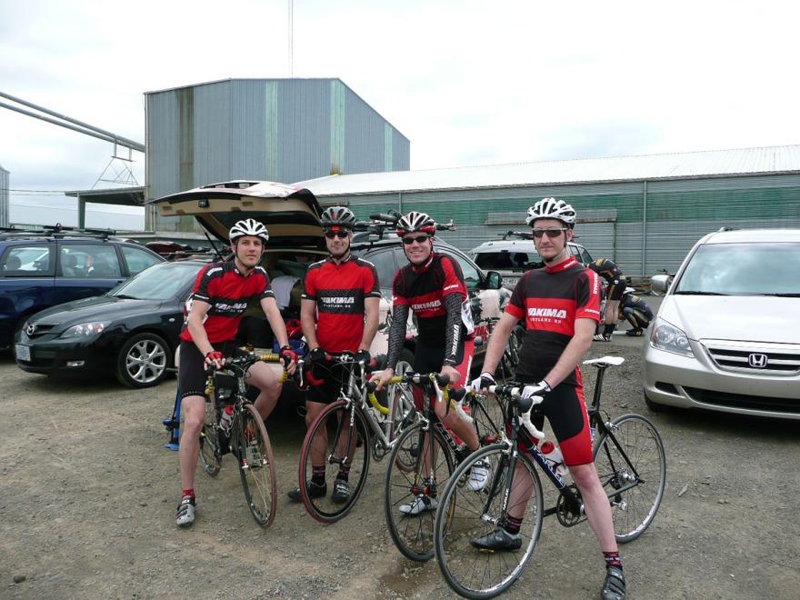 Team Time Trial - Obra 2010