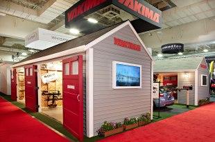 Yakima/Whispbar immersion booth OR tradeshow Salt Lake City, UT 2012