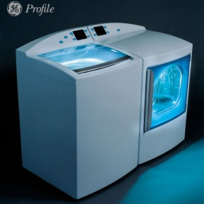 Washing machine prototype