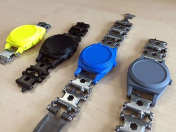 prototyping watches
